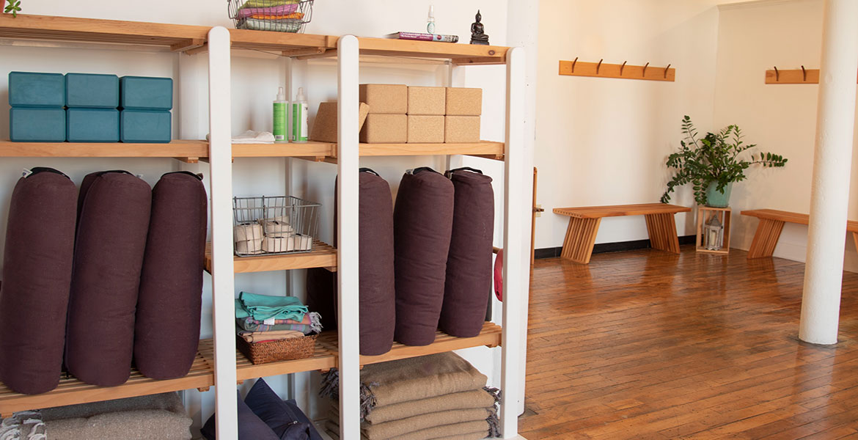 Yoga Classes at the Bodhi Shop